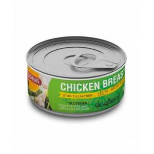 Nobles Chicken Breast in Oil 155g - Turmat