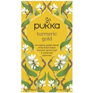 Pukka Turmeric Gold Tea Organic