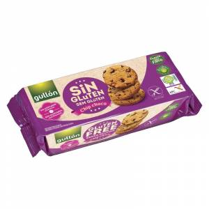 Gullón Glutenfri Choco Chip Cookies 130 g Kjeks