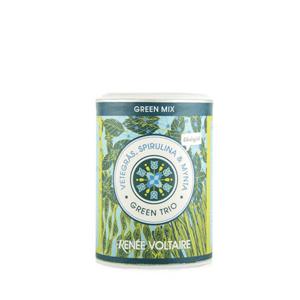 Renée Voltaire Green mix hvetegress, spirulina & mynte 100 g