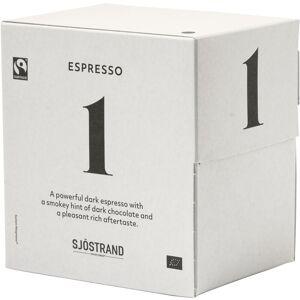 Sjöstrand N°1 Espresso Kaplser, 100-pack