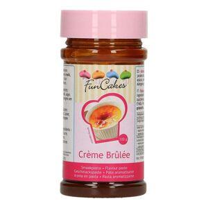 CakeSupplies FunCakes Smakstilsetning Crème Brûlée - 100 g