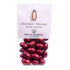 Gastronomileverantören Nuts 'N More Sjokolademandler Vinrød - 115 gram