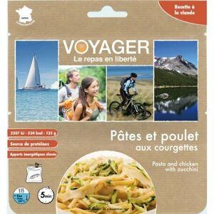 Voyager Pasta og kylling med squash