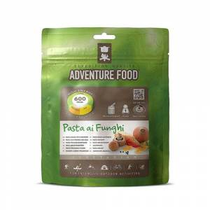 Adventure Food Pasta Ost og Sopp - turmat