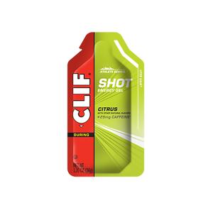 Clif Bar Clif Shot Citrus Koffein Gel