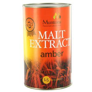 Muntons Maltextrakt Amber 1,5kg