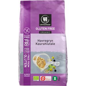 Urtekram Glutenfria Havregryn EKO 700 g Frukost