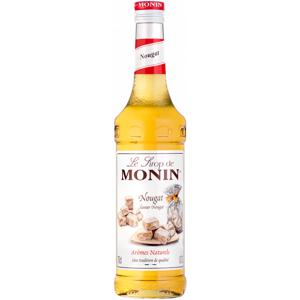 Monin Nougat smaksirap 700 ml