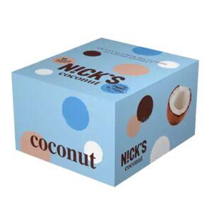 NICKS 20 x Nicks Coconut Bar, 40 g