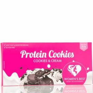 Womens Best Protein Cookies, Cookies & Cream