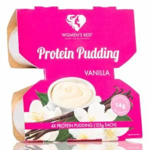 Womens Best Protein Pudding, 4 x 125 g