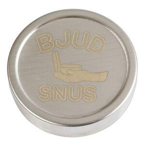 Hisab/Joker Company AB Snusboks Bjudsnus - 1-pakning