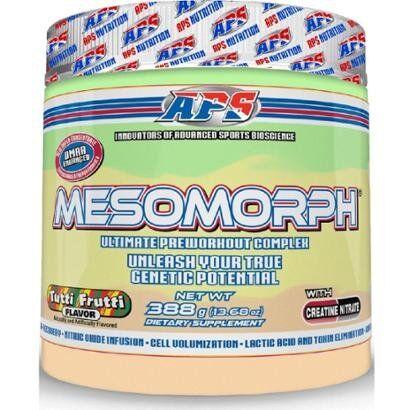 Mesomorph (388G) - Aps - Unissex