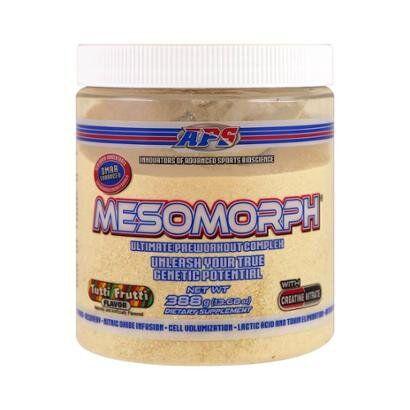 Mesomorph 388g - APS Tuti Fruti - Unissex