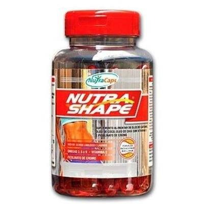 Nutra Shape - 60 Cpsulas - NutraCaps - Unissex