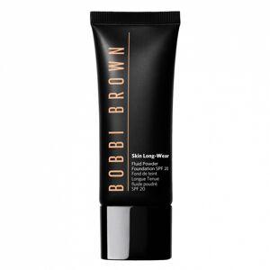 Bobbi Brown Skin Long-Wear Fluid Powder Foundation SPF20 21 Natural Tan