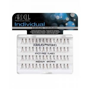 Ardell Individuals DuraLash Knot-Free - Medium Brown