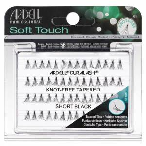 Ardell Soft Touch DuraLash Knot Free - Short Black