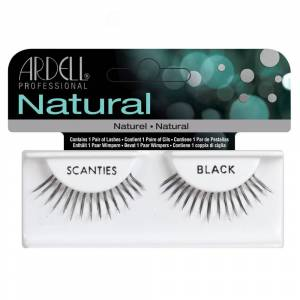 Ardell Natural Scanties Black