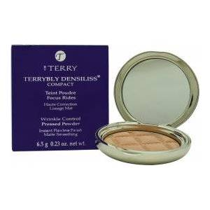 By Terry Terrybly Densiliss Compact Wrinkle Control Pressed Powder 6.5g - 6 Amber Beige