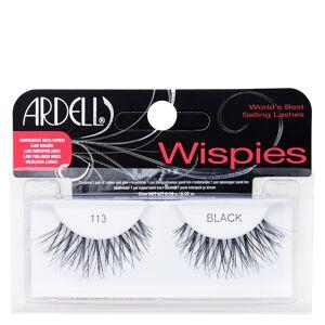 Ardell Wispies Fashion Lashes – 113 Black