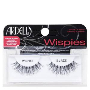 Ardell Glamour Fashion Lashes – Wispies Black