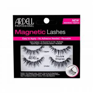 Ardell Magnetic Lashes Double Wispies Black 2 paria Irtoripset