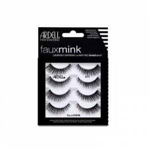 Ardell Faux Mink Lashes 811 4-Pack 4 paria Irtoripset