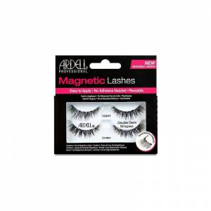 Ardell Magnetic Lashes Double Demi Wispies Black 2 paria Irtoripset