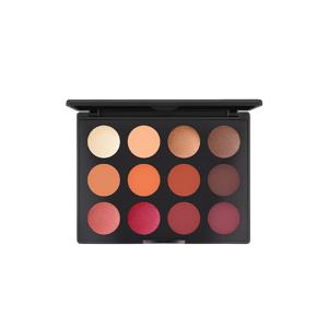 MAC Art Library Flame-Boyant Eyeshadow Palette 17,2 g Luomiväri
