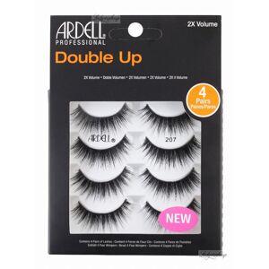 Ardell Double Up False Eye Lashes 207 Black 4 pairs Irtoripset
