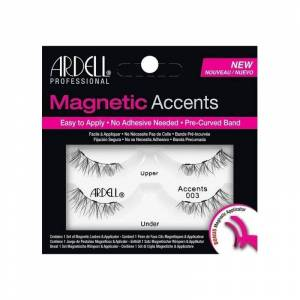 Ardell Magnetic Strip Lashes Accents 003 1 pair Irtoripset