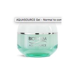 Biotherm Aquasource Gel 50 ml - Normaalille iholle