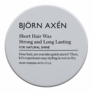 Björn Axén Short Hair Wax - 80 ml