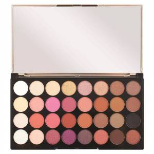 Makeup Revolution Ultra 32 Shade Eyeshadow Palette Flawless 4
