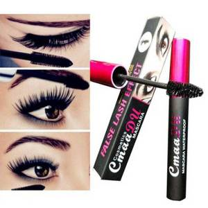 6b223222723 Newchic CmaaDu 2 In 1 Mascara Line Set Curling Thick False Lash Effect  Makeup
