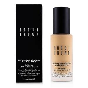 Bobbi Brown Hud lang slitasje vektløs foundation spf 15 # beige 239112 30ml/1oz