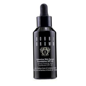 Bobbi Brown Intensiv hud serum foundation spf40 # varm naturlig 201020 30ml/1oz