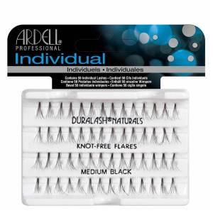 Ardell Individual Duralash Knot-Free Medium Black 56 Deler