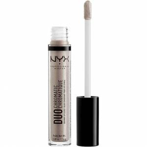 NYX Professional Makeup Duo Chromatic Lip Gloss, Lucid 2,4 g NYX Professional Makeup Lipgloss
