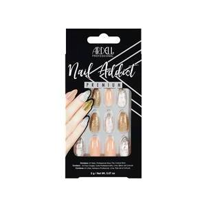 Ardell Nail Addict Pink Marble & Gold 1 set