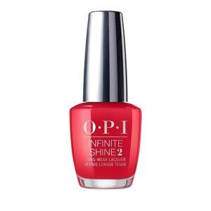 OPI Infinite Shine Red Heads Ahead 15 ml Nagellack