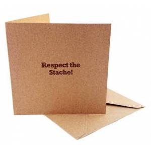 Beardshop Gift Card - Respect the Stache