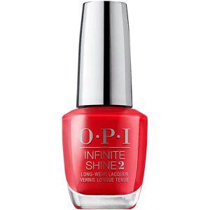 OPI Infinite Shine, Red Heads Ahead 15 ml OPI Nagellack