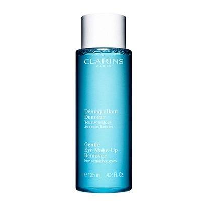 Demaquilante para os Olhos Clarins New Gentle Eye Make-Up Remover 125ml - Feminino-Incolor