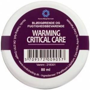 Dr. Warming Critical Care 80 ml