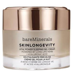 BareMinerals Skinlongevity Vital Power Sleeping Gel Cream 50 ml