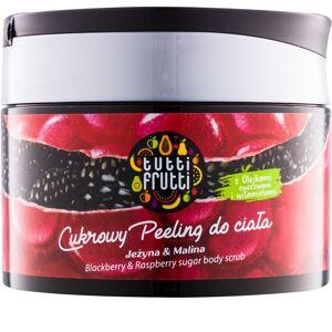 Blackberry & Raspberry Body Sugar Scrub 300 g Bodyscrub