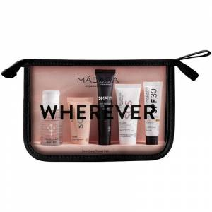 Wherever Skin Care Travel Set 5-in-1 1 x 50 ml + 1 x 12,5 ml + 1 x 15 ml + 1 x 20 ml + 1 x 10 ml Sampak